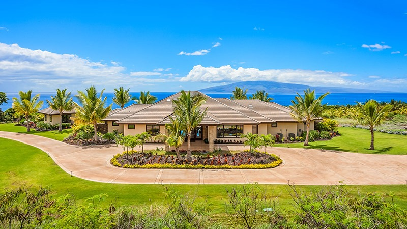 great vacation rental for big groups in Maui
