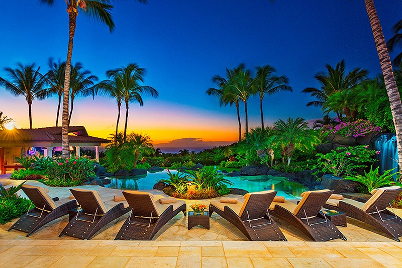 luxury pick vacation rental in Maui